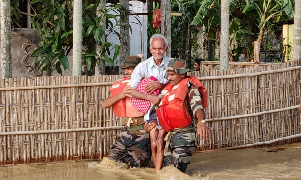 Tripura to get Rs 286.63 crore for flood relief