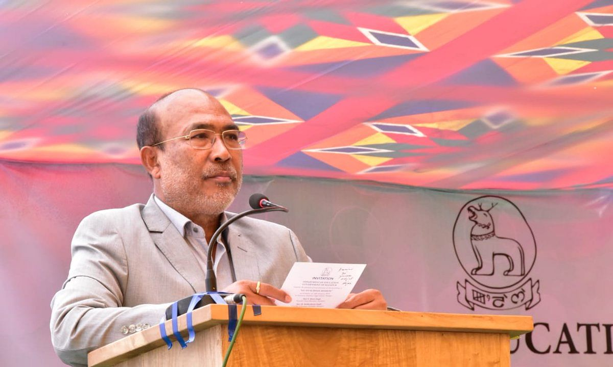Manipur: 79 Rohingyas arrested so far, says CM