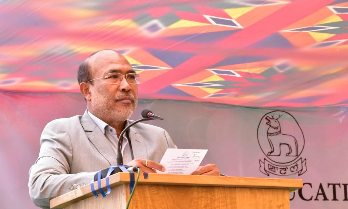 Manipur CM N Biren's move to tackle 'scam' may put him in jeopardy
