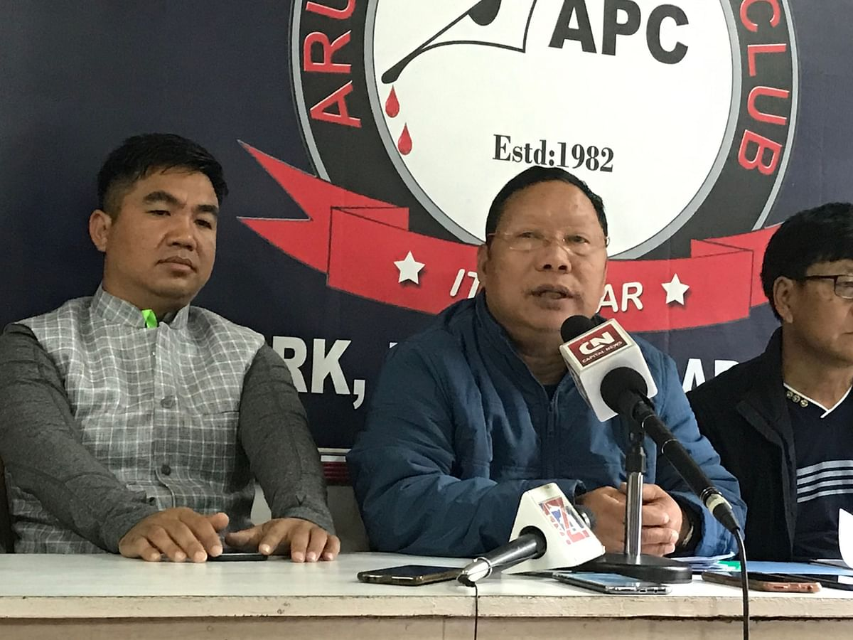 Education, health, connectivity our top priority: Arunachal Cong
