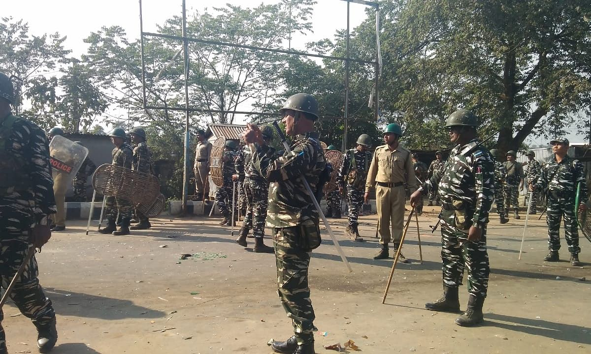 In a 1st, Tripura offers 'dress allowance' for  cops, TSR jawans