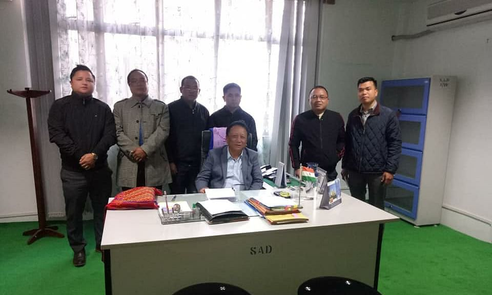 '25 villages illegally set up in various areas of Mizoram'