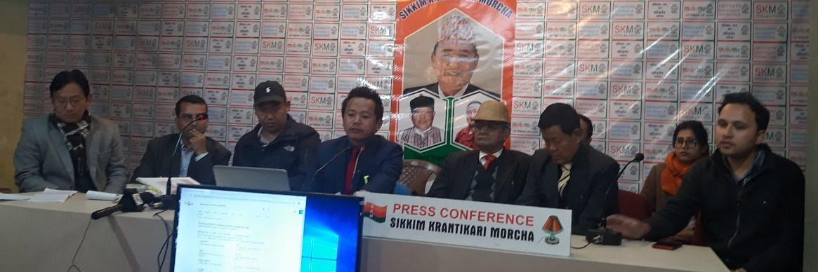 Sikkim: Political slugfest intensifies ahead of assembly polls