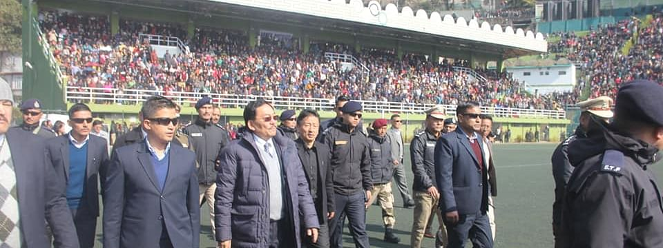 Sikkim chief minister Pawan Chamling distributed the jobs during Rojgar Mela on Saturday.