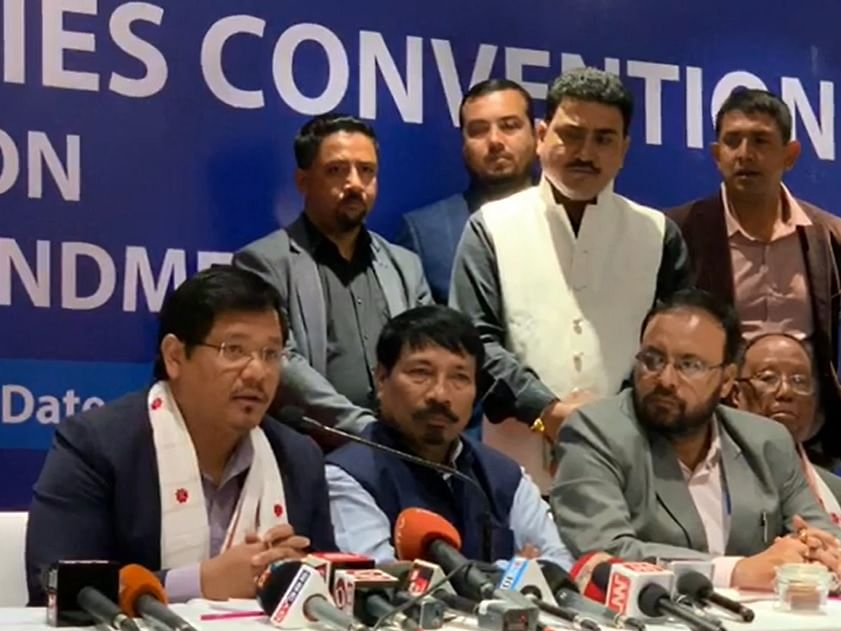 BJP allies in NE come together to oppose Citizenship Bill