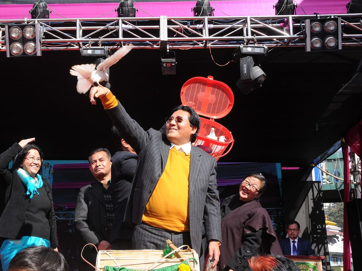 Sikkim: Red Panda Winter Carnival formally flagged off in Gangtok