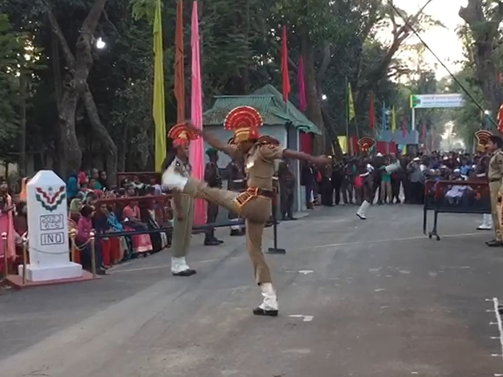 Head to this state to witness the 'Wagah of the East'