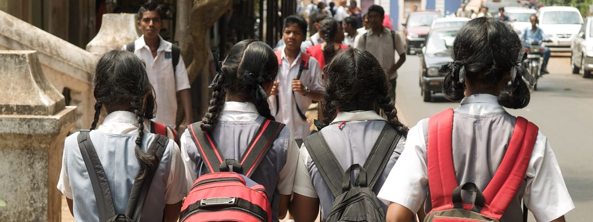Three north-eastern states of India - Arunachal Pradesh,Nagaland and Meghalaya have recorded the highest primary school dropout rates between 2016 and 2017.