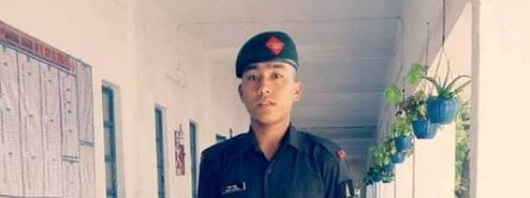 Gurung, the youngest among three siblings, was reportedly an active social worker and admired by everyone in his village.