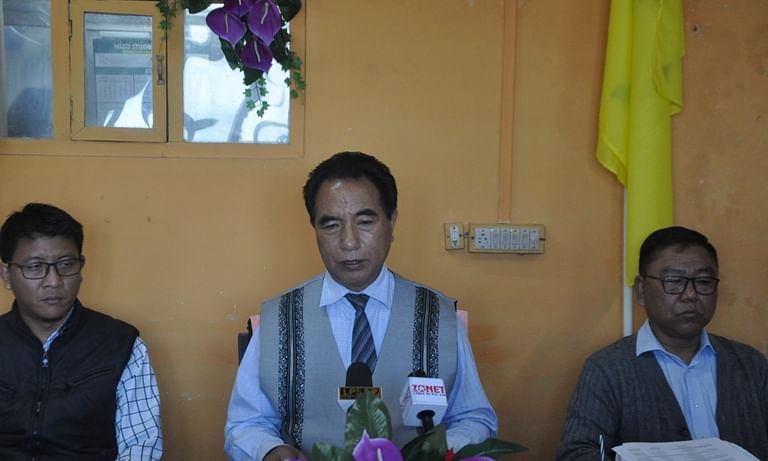 Mizoram: ZPM leader Lalduhoma denies nexus with BJP-led NDA