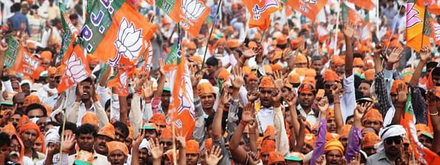 Tripura BJP expelled three party leaders and show-caused two for indulging in anti-party activities