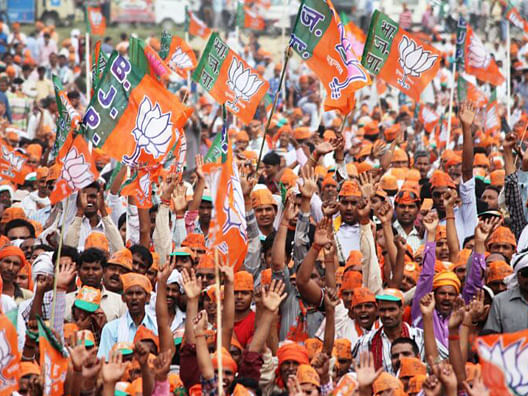 Tripura BJP expels 3 leaders, show-cause to 2