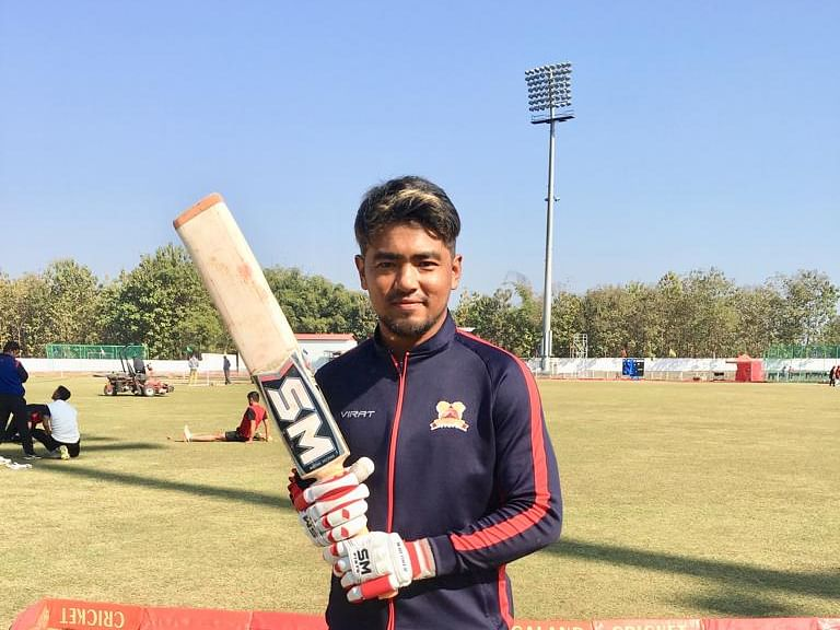 Naga cricketer Jonathan Rongsen to lead Bengaluru Blasters at KPL