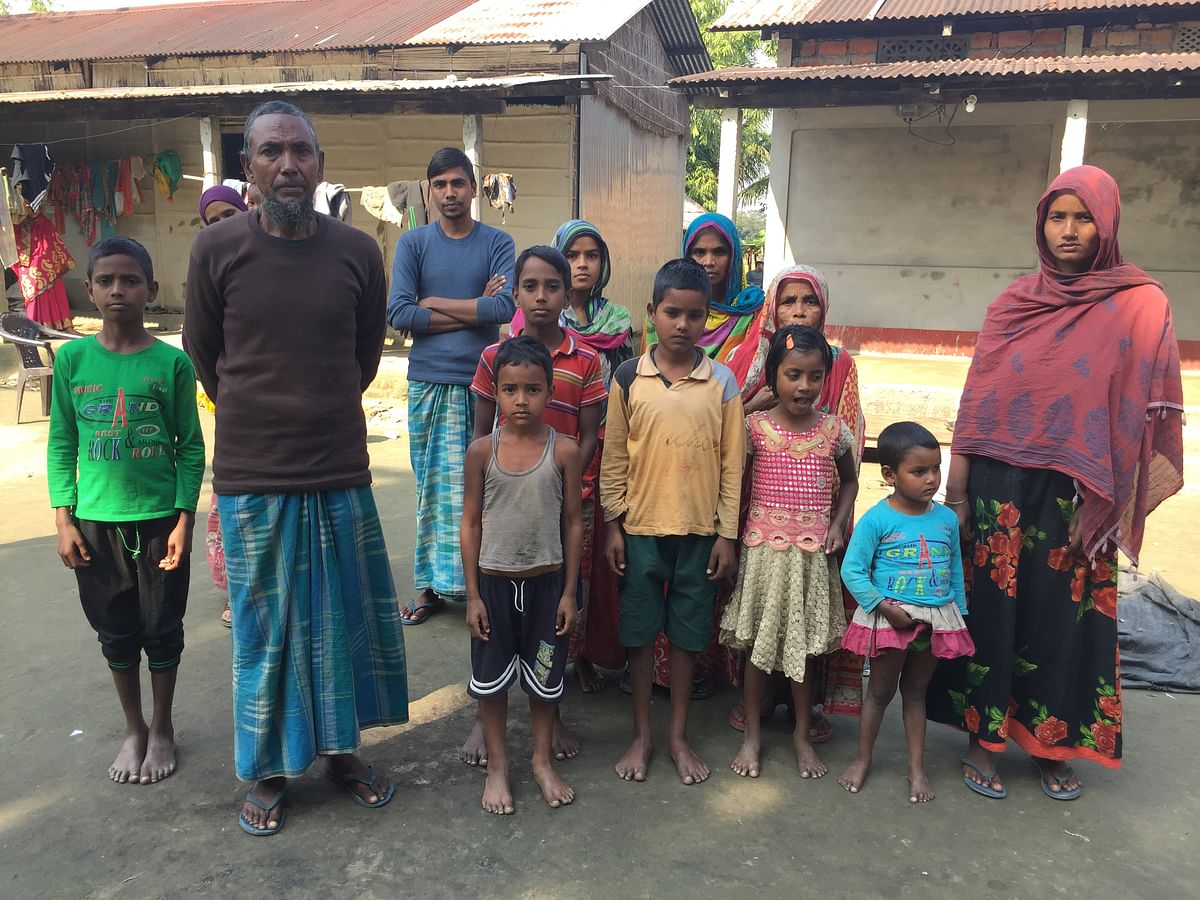For these Assam villagers, working in killer mines is way of life