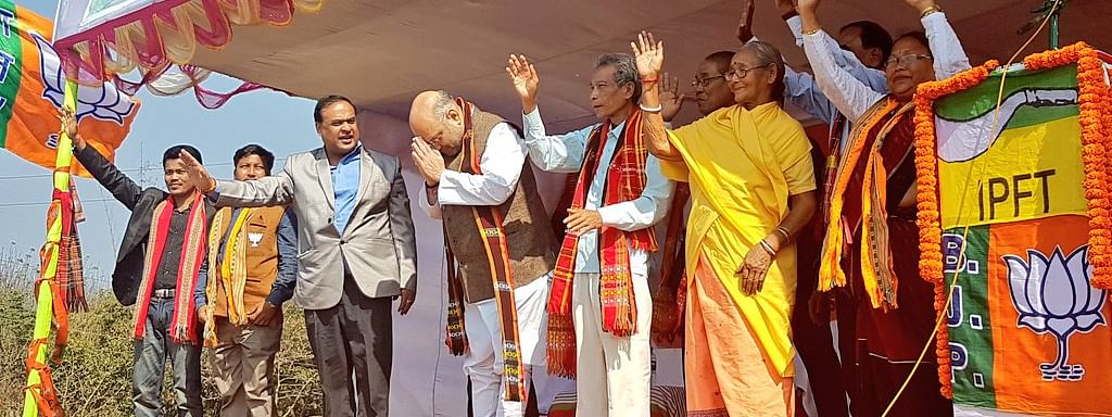 Union home minister Amit Shah is likely to chair the meeting with indigenous leaders in Shillong on Jan 19
