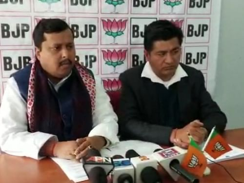 Ahead of polls, BJP looking for alliance partners in Sikkim