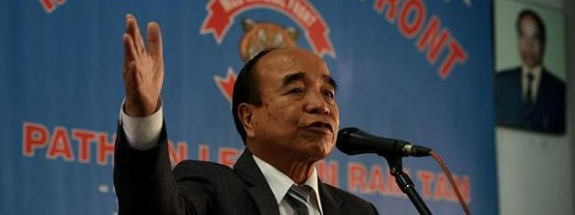 Mizoram CM Zoramthanga has allegedly recommended govt land for special consideration to an individual for private dwelling