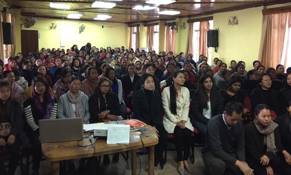 EA, building a strong street vending workforce in Nagaland