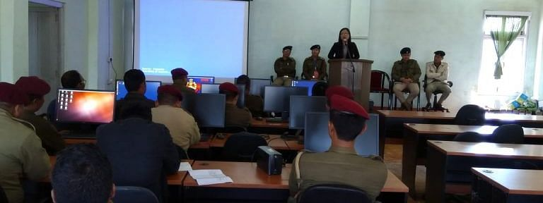 CCTNS was launched in four police stations within the state capital- Aizawl police station, Bawngkawn police station,Vaivakawn police station and Kulikawn police station.