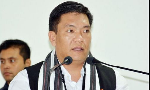 Arunachal CM vows to fulfill employees' demands gradually