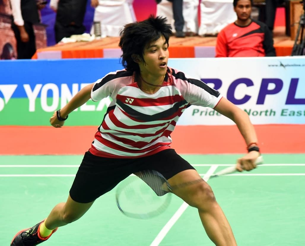 19-year-old Ashmita Chaliha from Assam had already announced her arrival last year with BWF titles at the Dubai International Challenge and the Tata Open