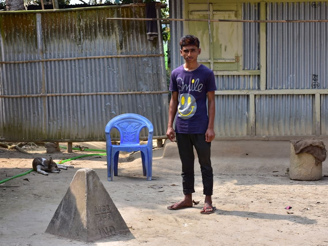 Why this pillar in Tripura is dividing families, friends and kin