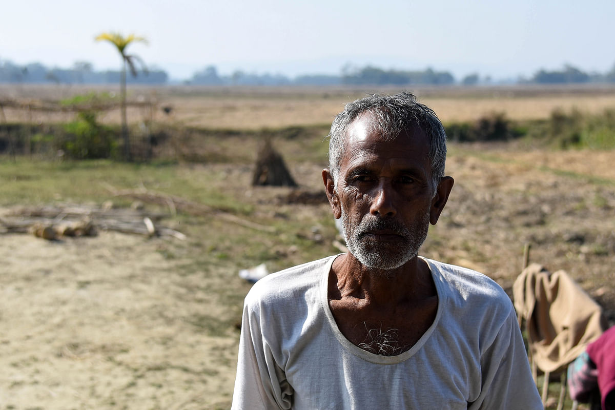 Tilok Pegu, a local of Bamungaon village, was attacked by elephants in 2013 and survived with partial disability. He submitted application for compensation but nothing has happened till date