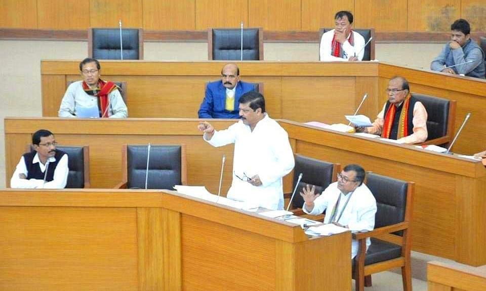 Govt ready to place 'Tripura State Higher Education Council' bill