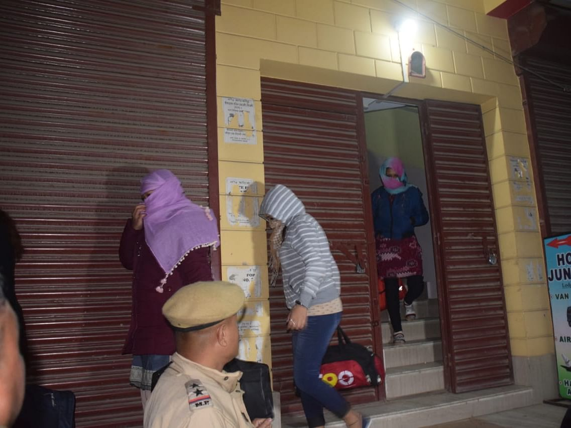 Myanmar task force rescues trafficked Nepalese national
