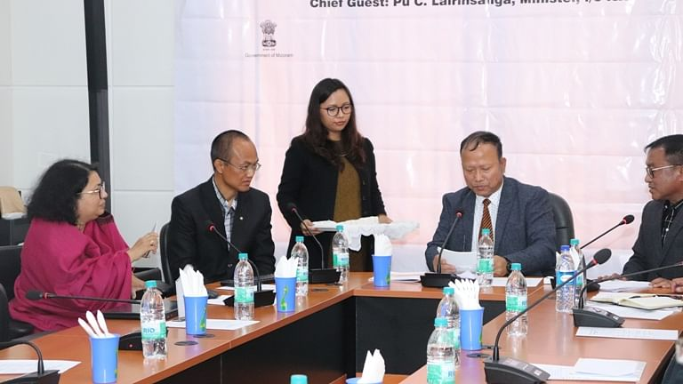 Mizoram launches state water policy