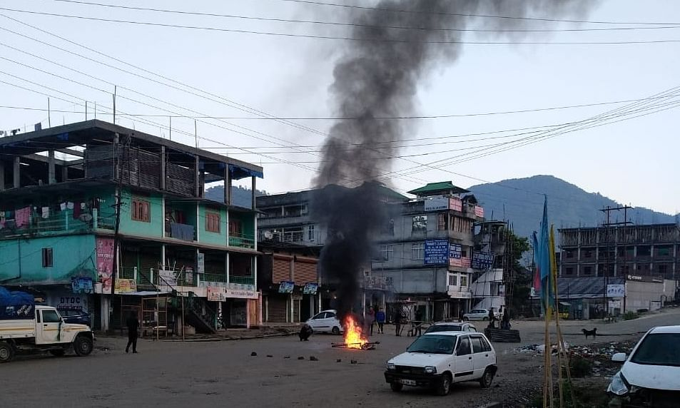 Itanagar bandh peaceful on Day I