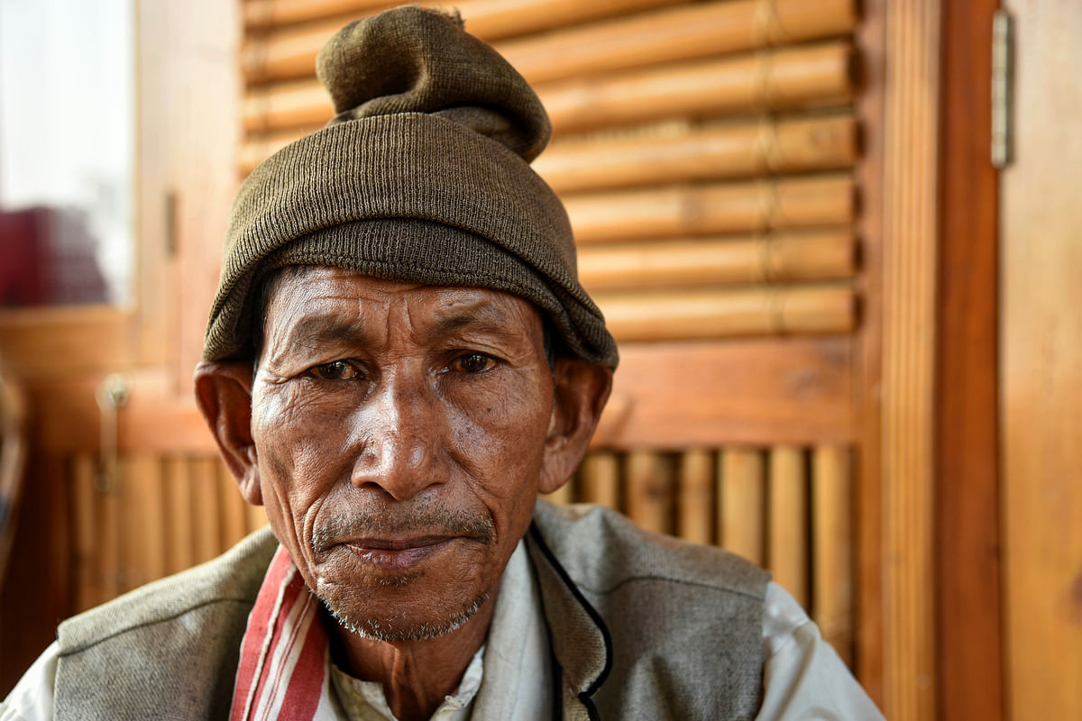 Lila Pegu, residing at Balijan village, has four bighas of land adjacent to Kaziranga National Park where he cultivates rice. Elephants damaged all his produce in 2015 following which he applied for compensation and submitted his bank details to forest department in 2016. But till date, he awaits for a response
