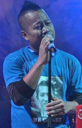 Tagged as the 'Golden Voice' of Mizoram, Michael M Sailo was among the top rap artistes of the region