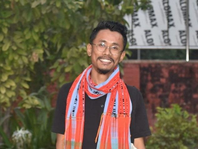 Held for sedition, Manipuri student to be produced in court today