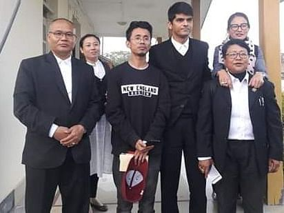 Manipur student activist released on bail