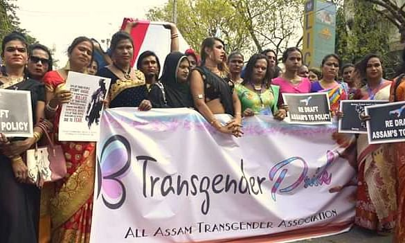 'New policy to create chaos among transgender community'
