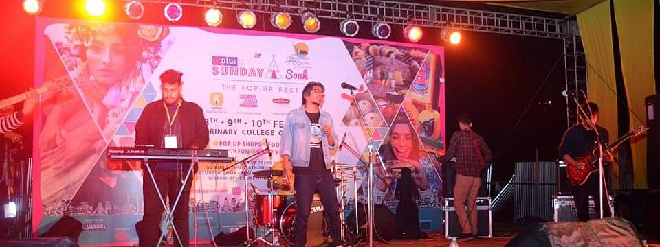 The festibval goes on with loads of entertainment activities.
