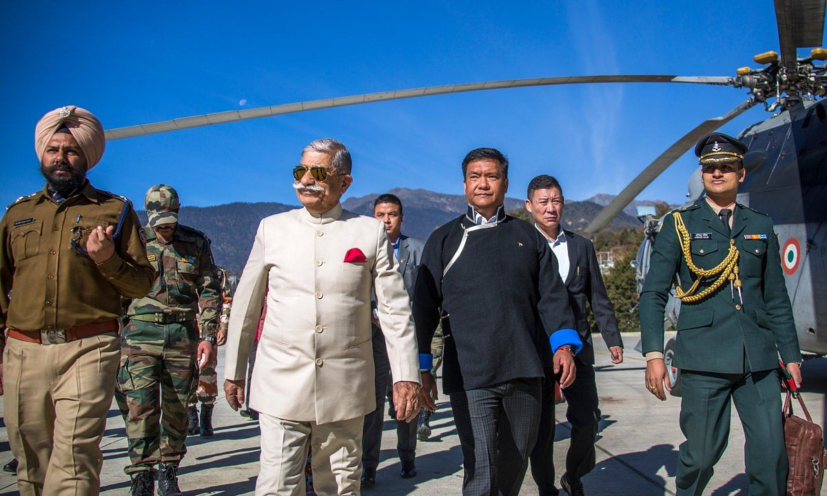 Arunachal Pradesh violence: Governor appeals for peace and amity