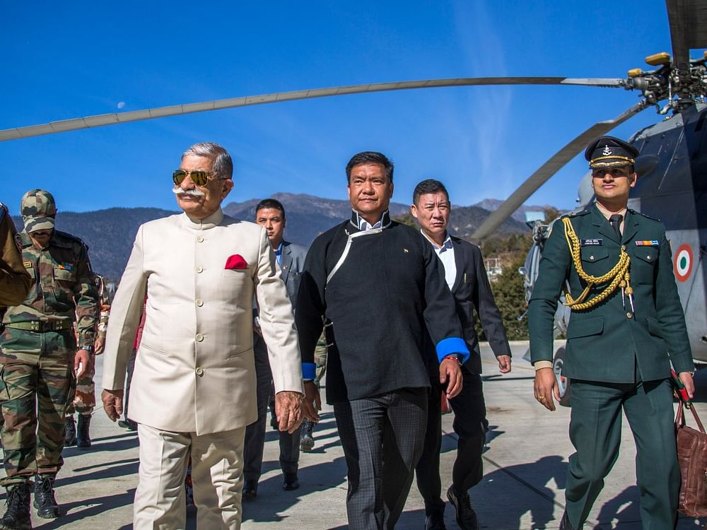 Naga talks to end after taking inputs from all states: Khandu told