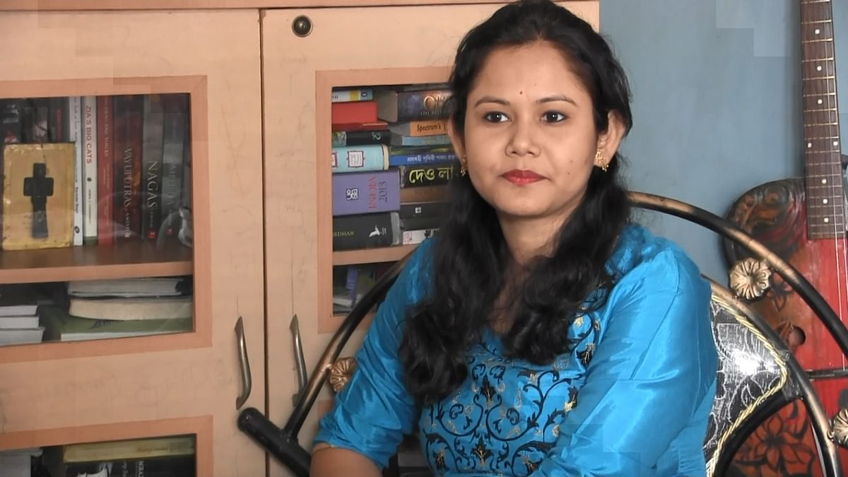 This 'mompreneur' from Guwahati is making all the 'write' moves