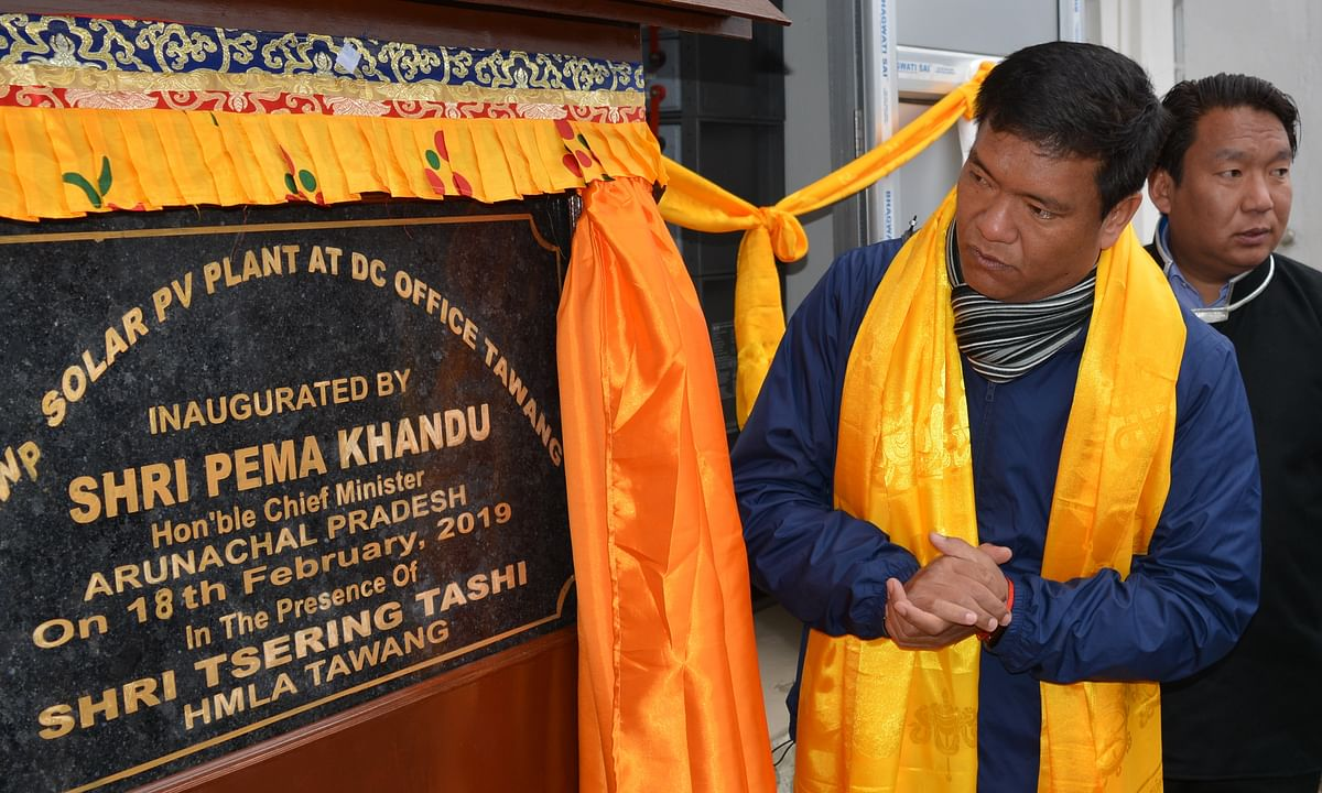 Rs 3,500 cr for uninterrupted power supply to Arunachal