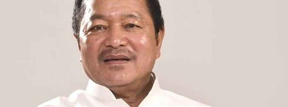 Five-time former Mizoram CM and state Congress party supremo Lal Thanhawla