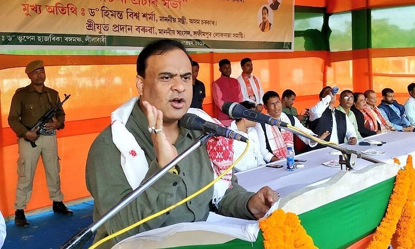 Citizenship Bill helped BJP to make a clean sweep in NE: Himanta