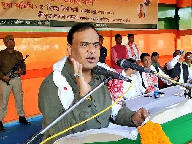 Assam: Himanta not in fray? RP resigns, Gohain makes way for wife