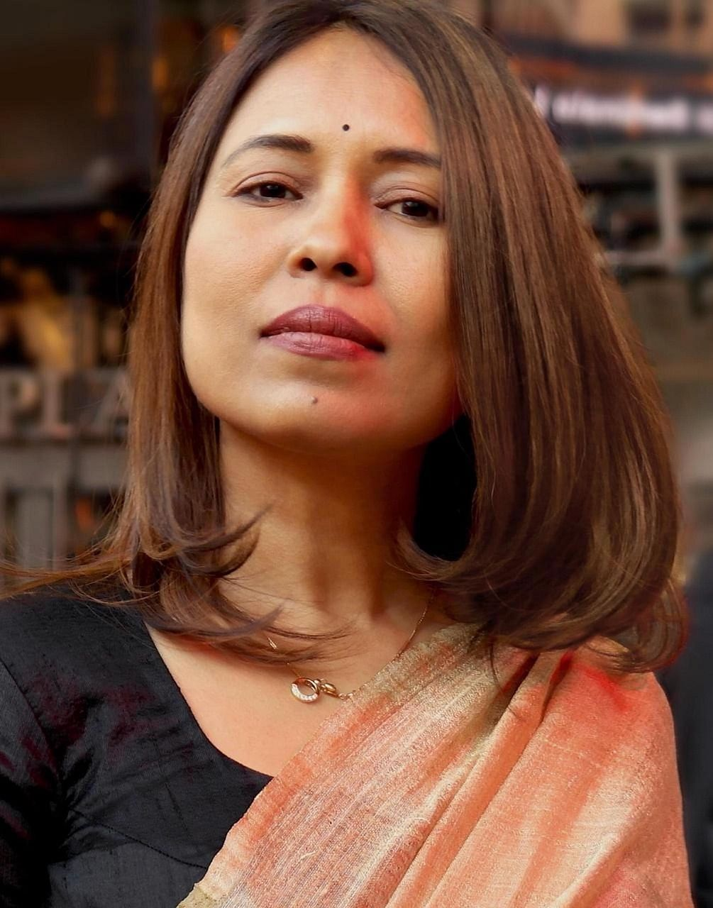 National award-wining filmmaker Rima Das