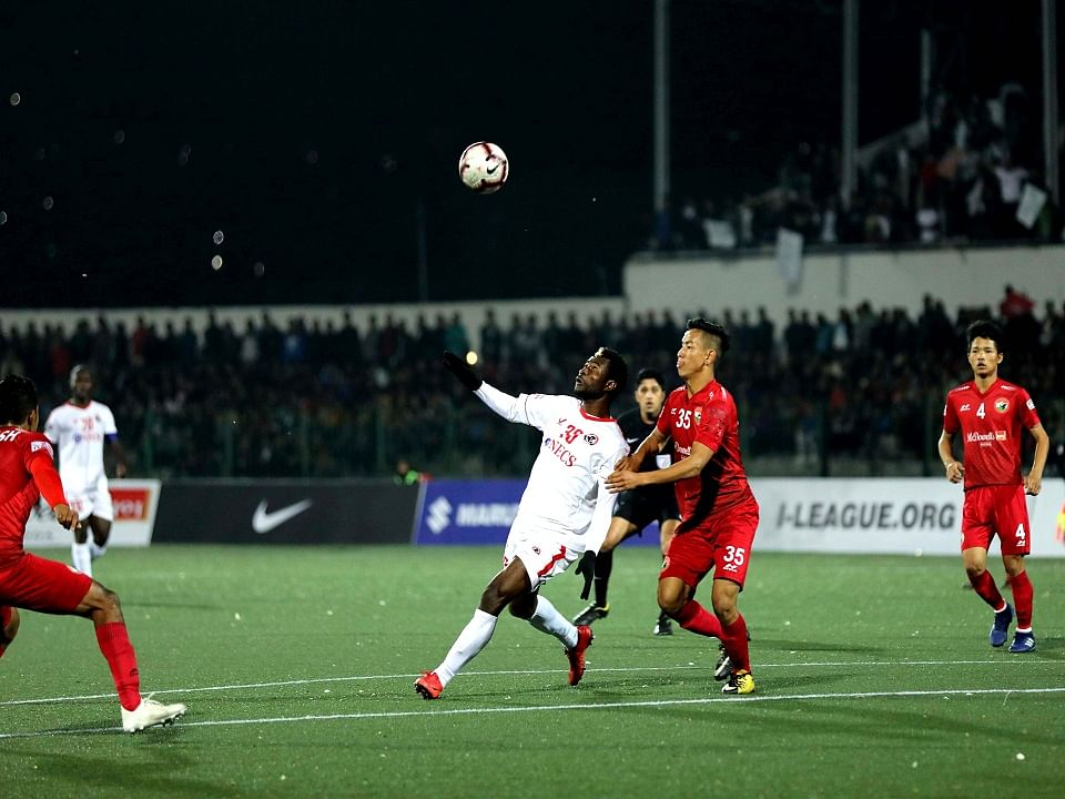 I-League: Shillong Lajong face humiliating defeat to Aizawl FC