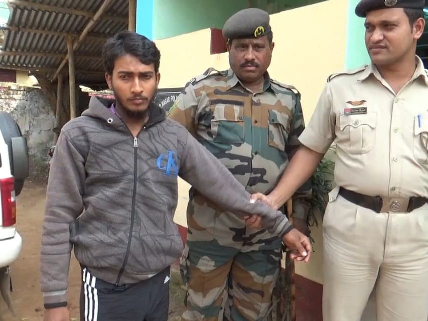 Tripura: Arrested JMB 'terrorist' sent to 12-day police custody