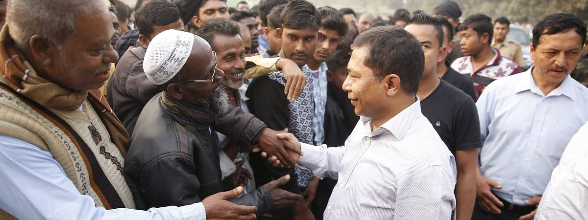 Former chief minister Mukul Sangma is currently the Leader of Opposition the Meghalaya State Assembly.