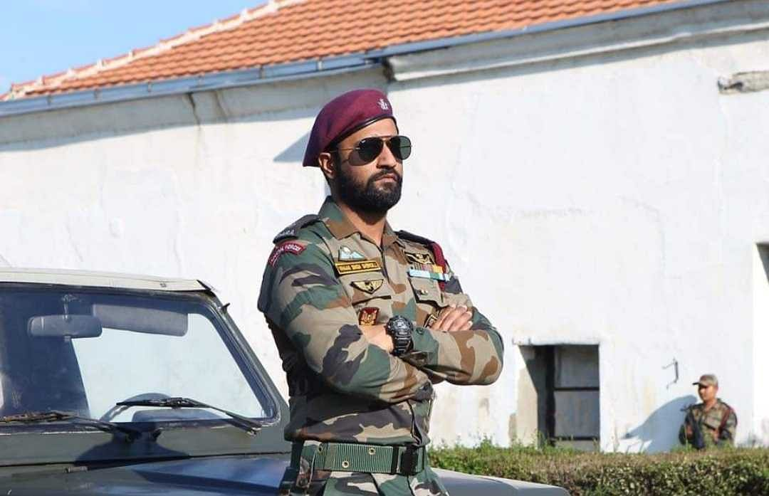 'Uri: The Surgical Strike' is perhaps the first film of Bollywood showing the real characters of the government in power