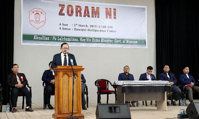 Mizoram demands apology from Centre for 1966 IAF bombing of Aizawl